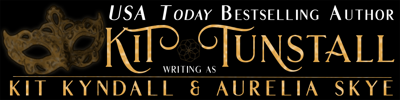 Author Kit Tunstall's Website